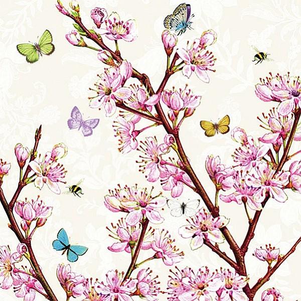 Servetter Blossom Cream