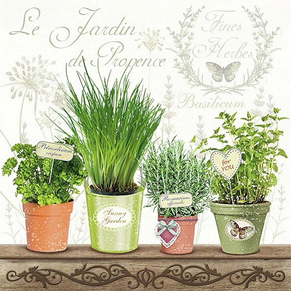 Servetter Le Jardin de Provence