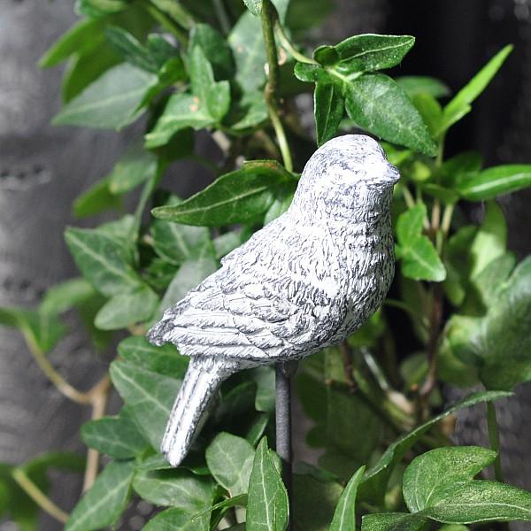 Metal Bird Stick