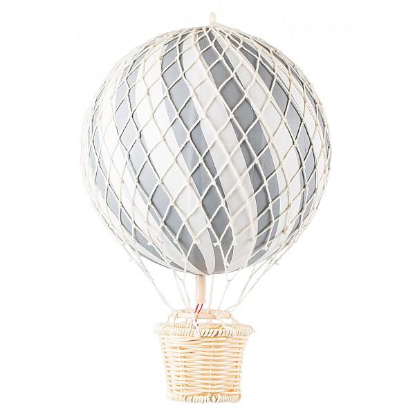 Luftballong Filibabba Grå - 20 cm