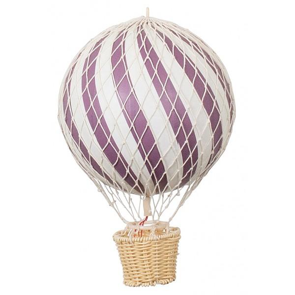 Luftballong Filibabba Plommon - 20 cm