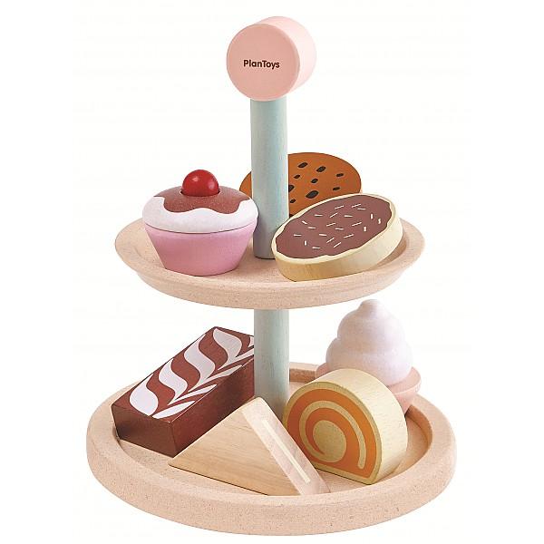 Kakfat Bakery Stand Set