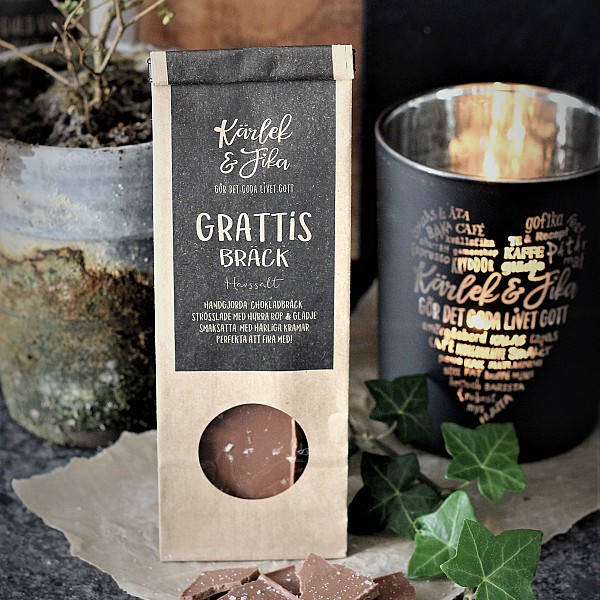Majas Chokladbräck Grattis