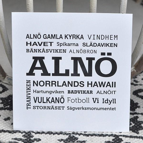 Majas Card ALNÖ