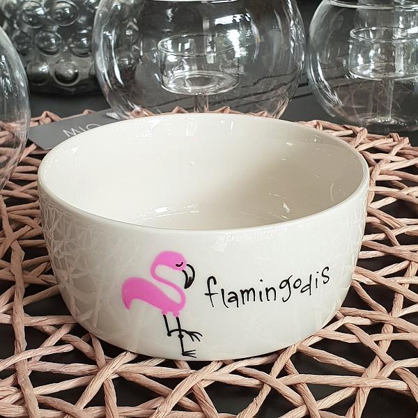 Skål Flamingodis