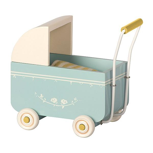 Maileg Vagn My - Blå