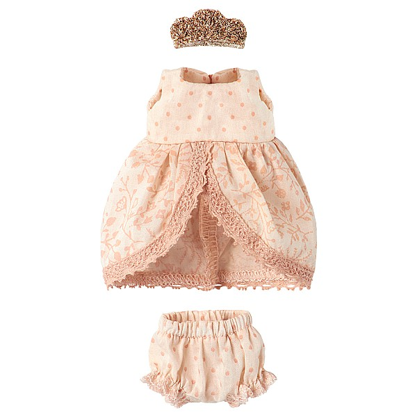 Maileg Prinsessklänning Micro - Rosa