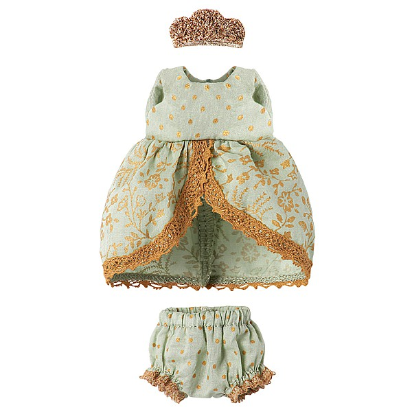 Maileg Prinsessklänning Micro - Mint