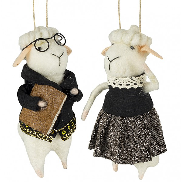 Sheep set of 2