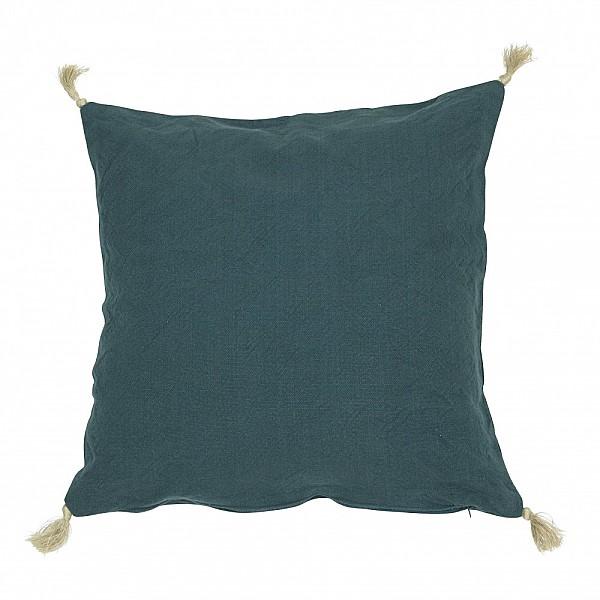 Cushion Cover Chilla - Petrol