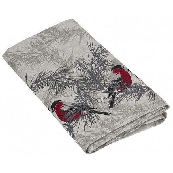 Tablecloth Bullfinch - Grey