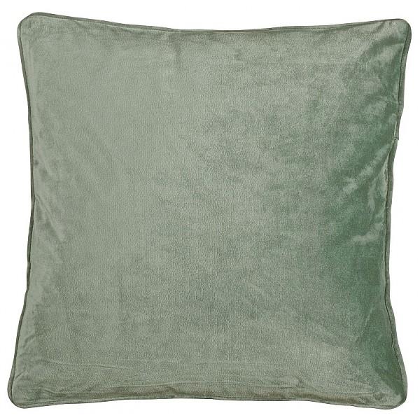 Kuddfodral Velvet - Khakigrön