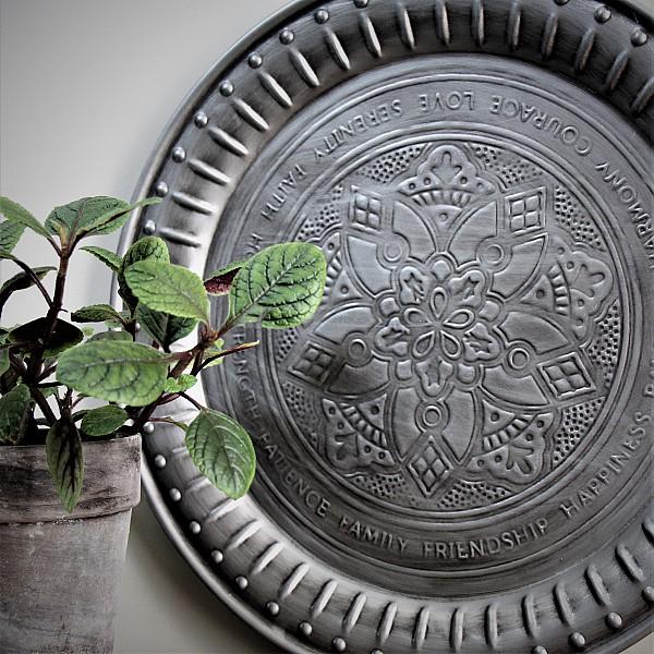 Fat Emblem Galvaniserad - 40 cm