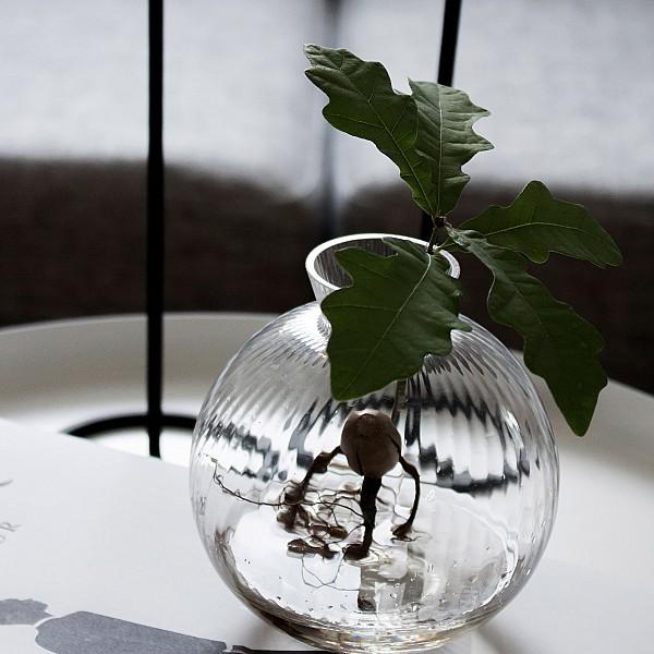 Glass Vase Vrå - Small