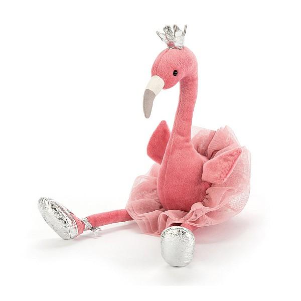 Jellycat Fancy Flamingo - Medium