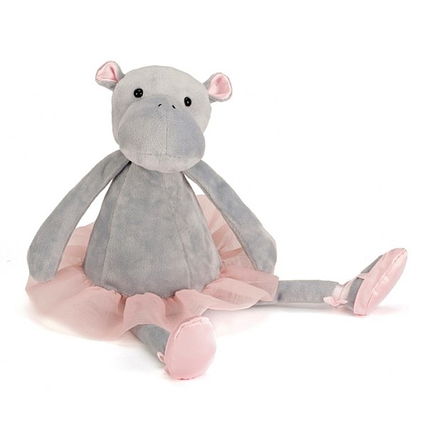 Jellycat Dancing Darcey Hippo - Medium
