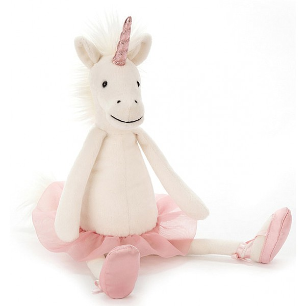 Jellycat Dancing Darcey Unicorn - Medium