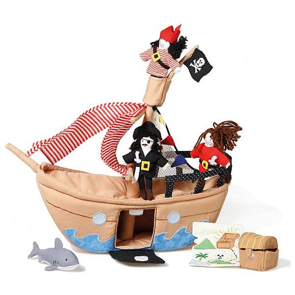 Piratskepp Jolly Roger