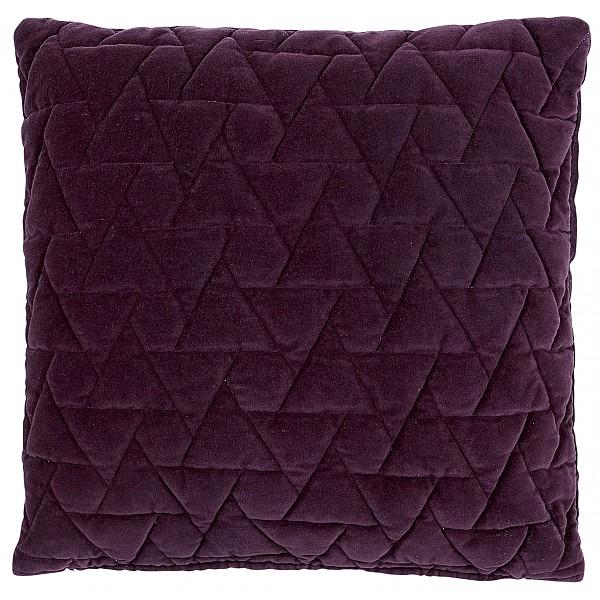 Cushion Cover Sense Velvet - Purple