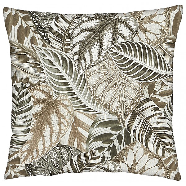 Cushion Cover Isolde - Brown