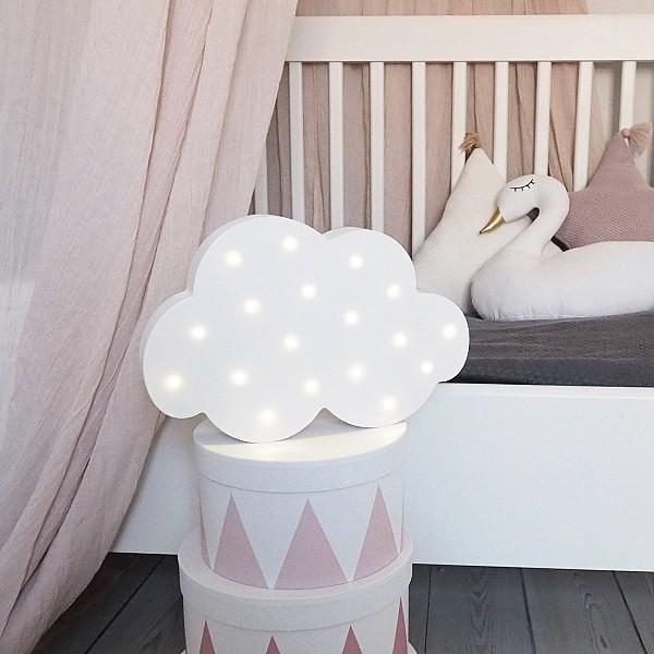 JaBaDaBaDo LED Lampa Moln