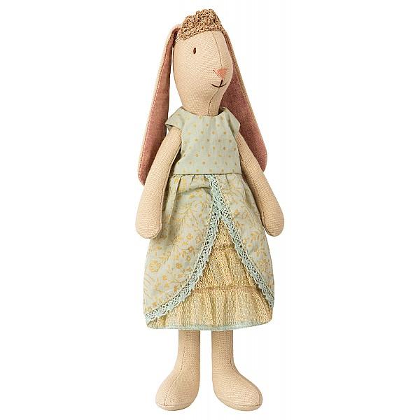 Maileg Kanin Mini Bunny Prinsessa Mary - Mint