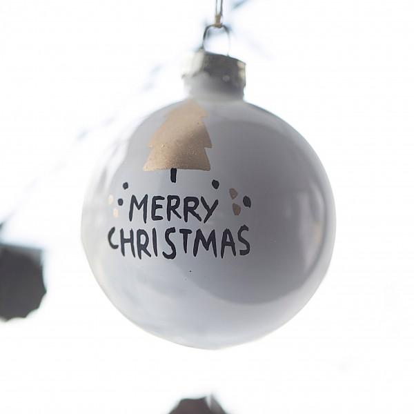 Julgranskula Merry Christmas - Julgran