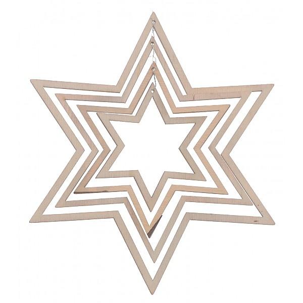 Trähänge Stjärna Åsle