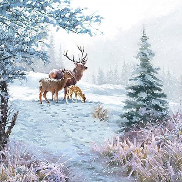 Servetter Deer Family