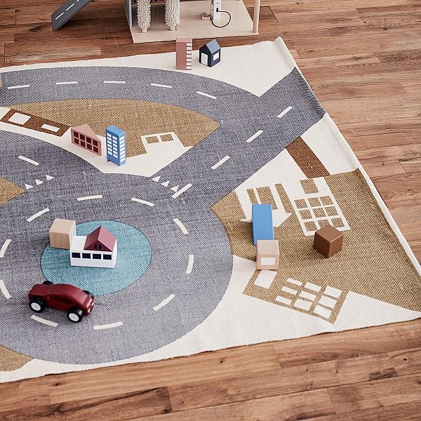 Kids Concept Matta Stad Aiden - 130 x 170 cm