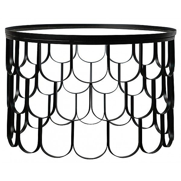 Soffbord / Coffee Table Beatrix - Svart