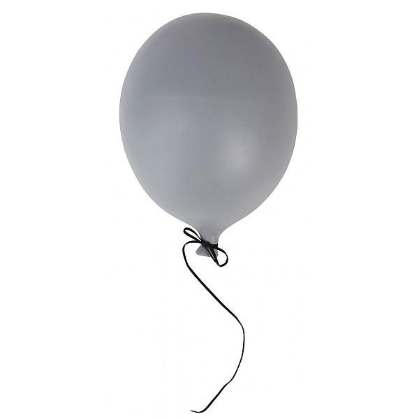 Ballong Grå - Stor