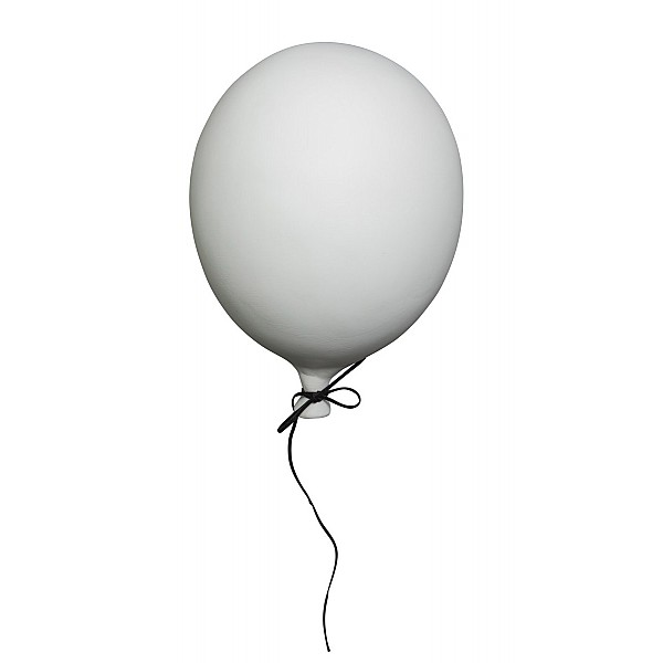 Ballong Vit - Stor