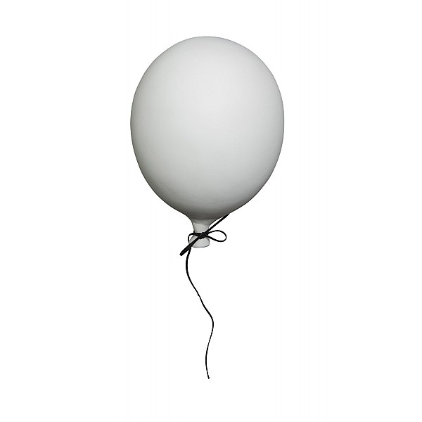 Ballong Vit - Liten