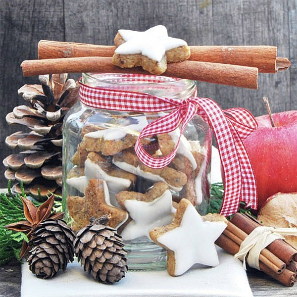 Servetter Cookies Jar