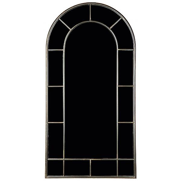 Spegel Ezra - Antik Mässing