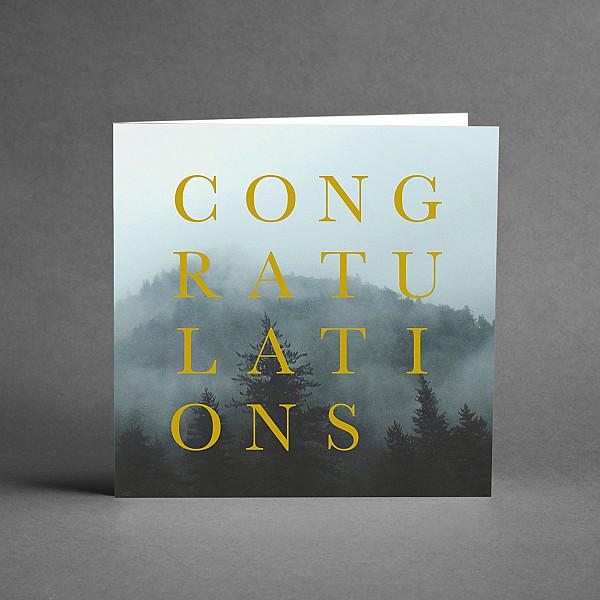 Kort Congratulations