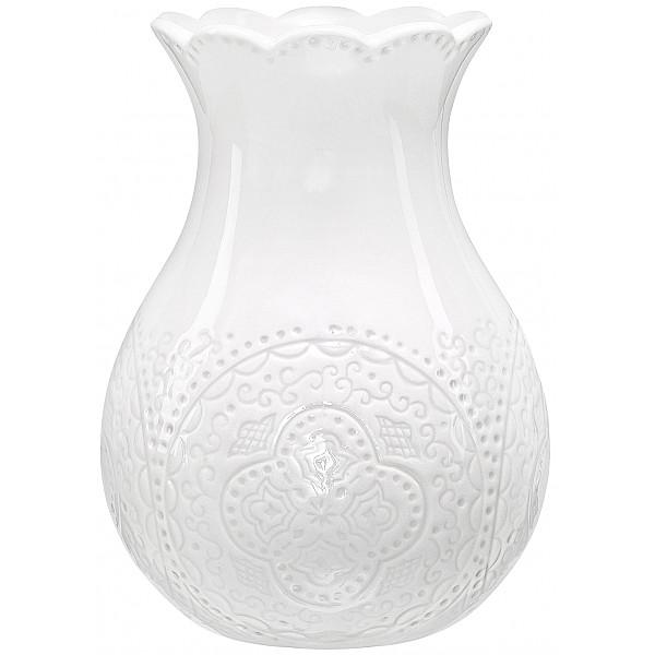 Mini Vase Orient - Weiß
