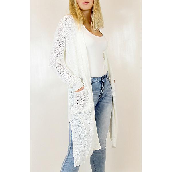 Cardigan Angel - Soft White