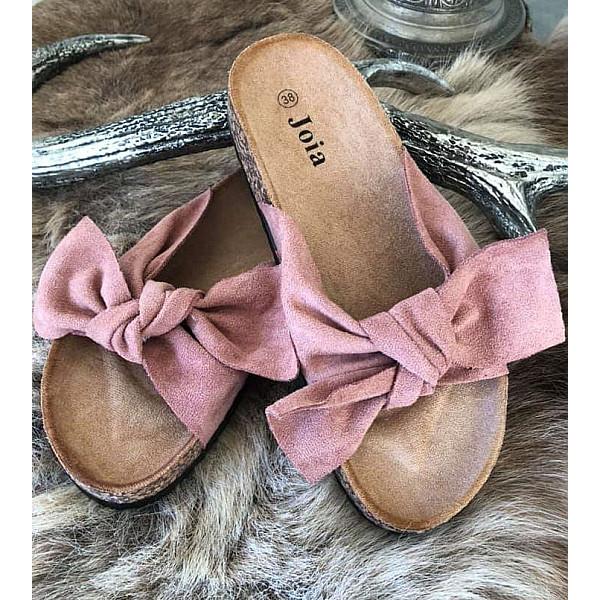 Sandaler med rosett Rosa, Cat & Co | Mixin