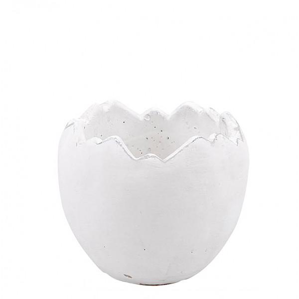 Kruka Eggshell - Liten