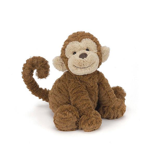Jellycat Fuddlewuddle Monkey - Medium