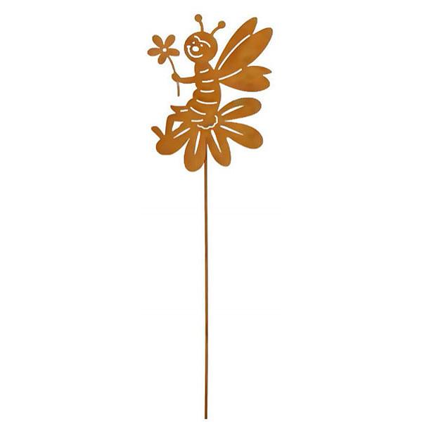 Bi Stick Rost - Med blomma