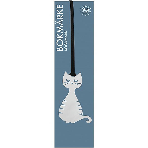 Bokmärke Lurig Katt