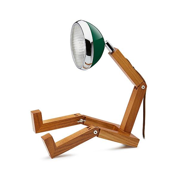 Mr. Wattson Lampa Chiltern Green/Mörkgrön