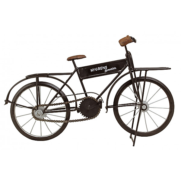 Cykel Nygrens Specerier - Svart