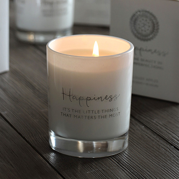 Majas Scented Candle Happiness - Sweet Berries