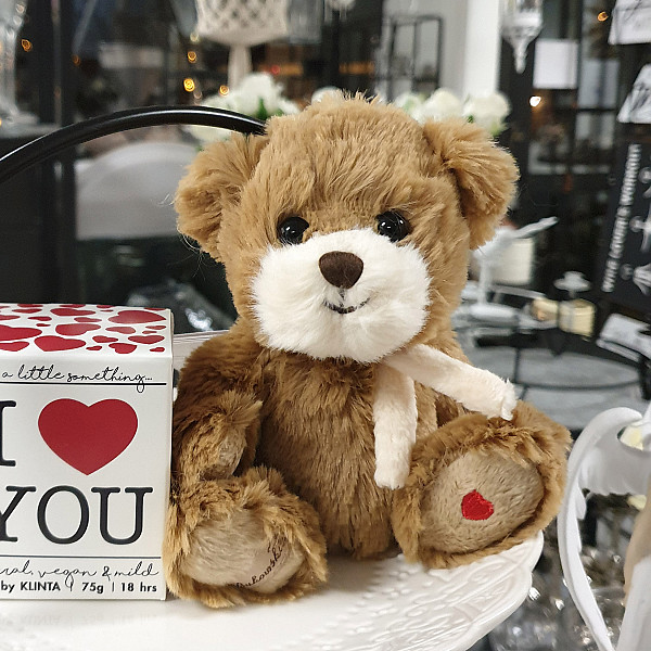Teddy Bear Lovely Little Bukowski