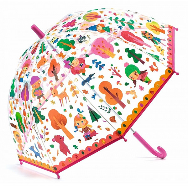 Paraply Skog