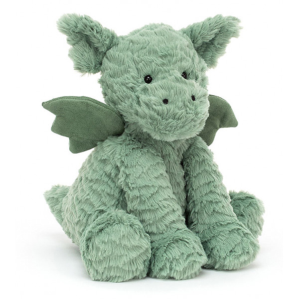 Jellycat Fuddlewuddle Dragon - Medium